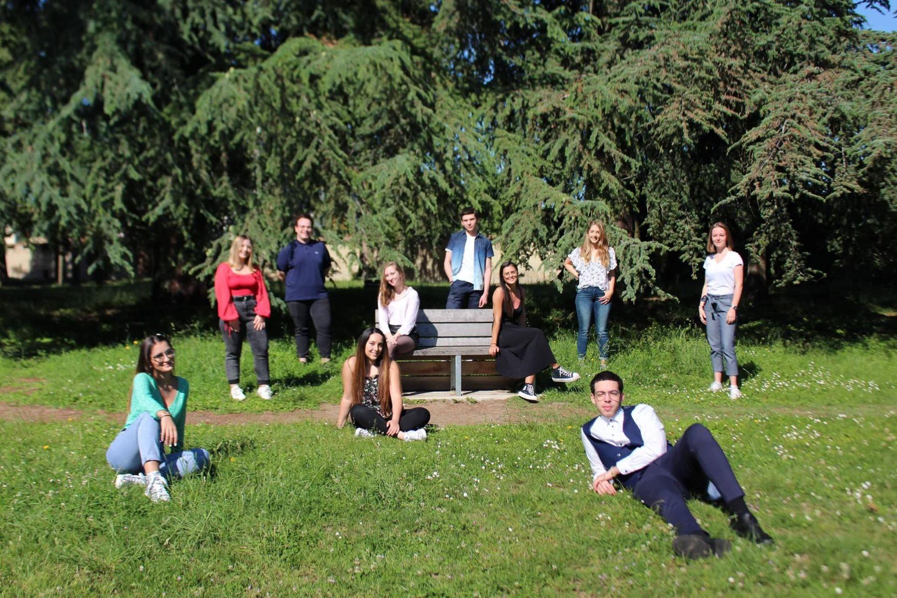 Associations étudiantes du Campus de Bourg-en-Bresse.