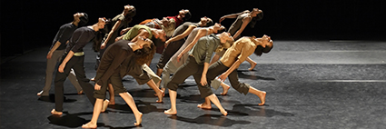 Photo danse contemporaine