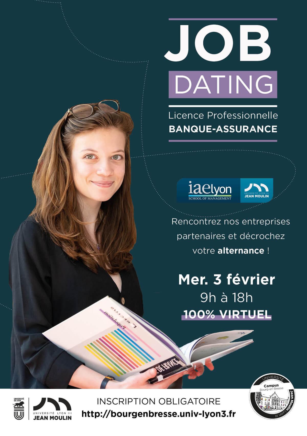 Photo Job dating LPBA