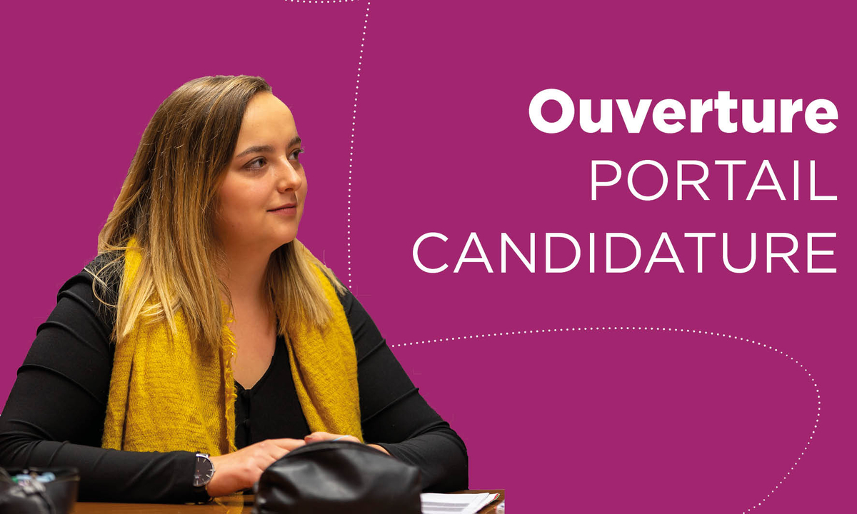 Portail candidature