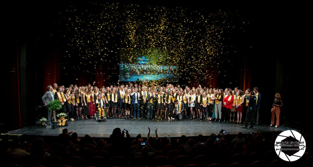 remise des diplomes promotion 2019