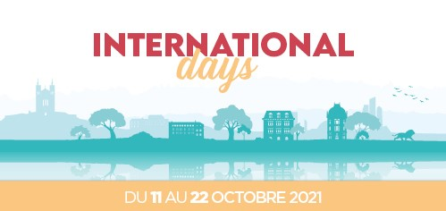 Erasmus – Lundi 4 octobre – 18h30