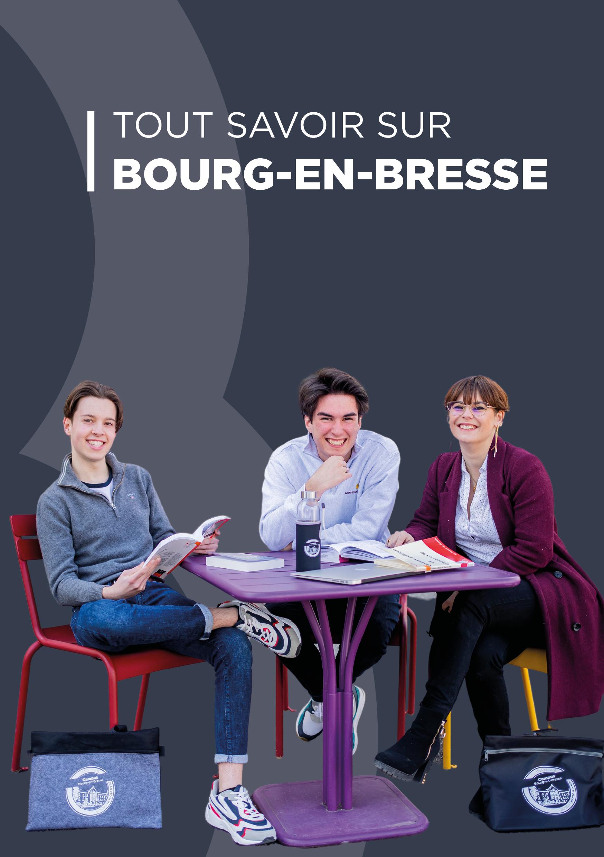 Tout savoir sur Bourg en Bresse