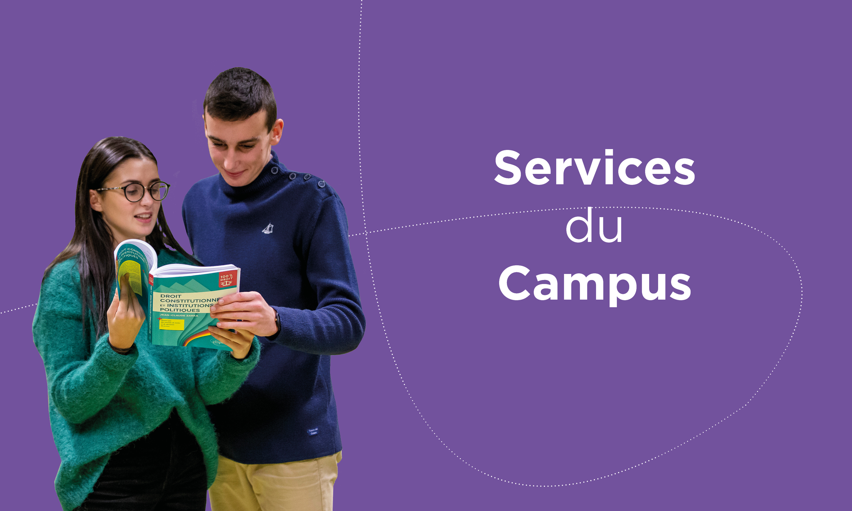 Vignette services du campus